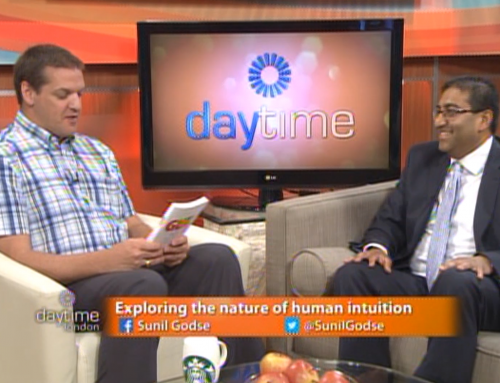 Rogers Daytime Television Interview for GUT!